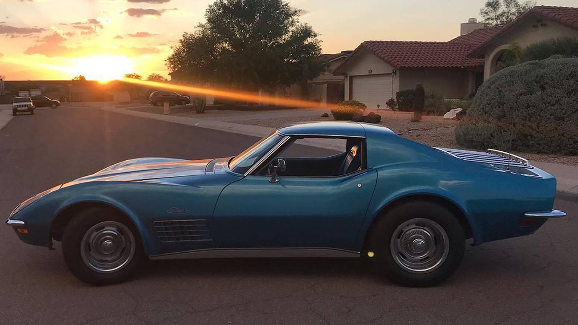 Featured Image of Classic Corvettes