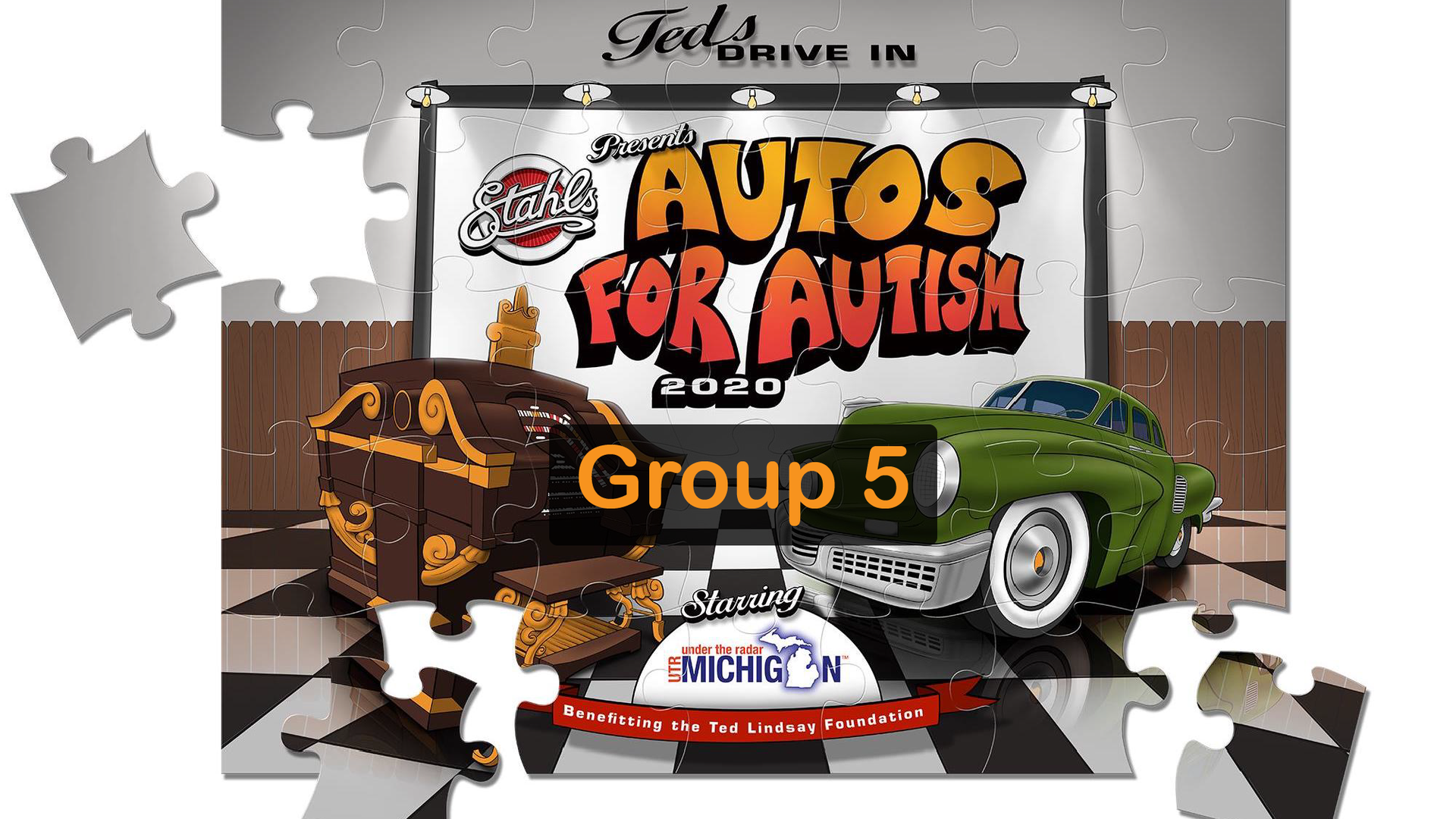 Featured Image of Group 5 - Autos For Autism