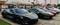 Houston Underground Races, and Eat Sleep, Car Meet logo