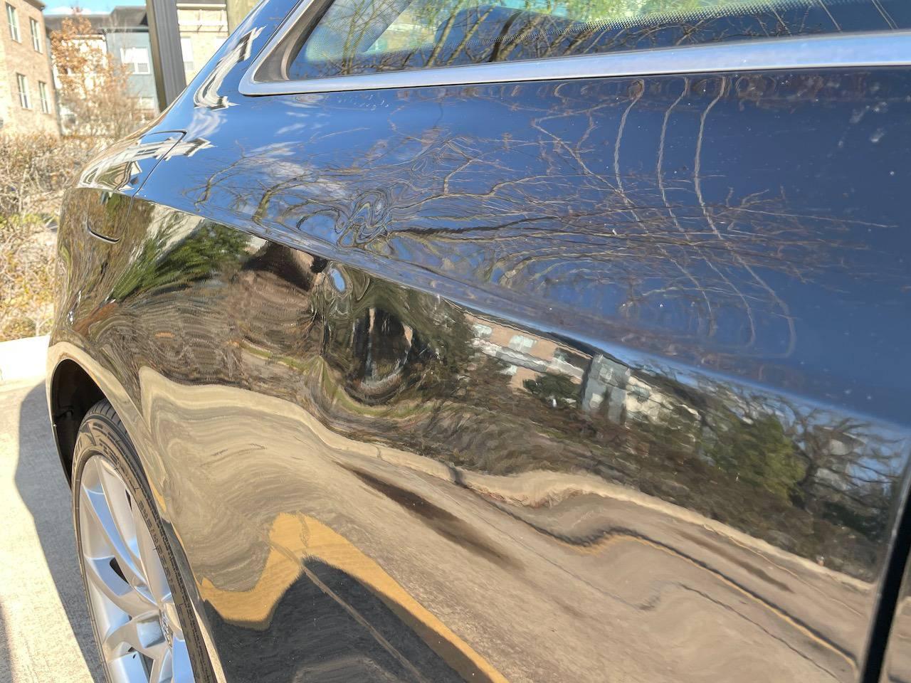 2012 Audi A4 side
