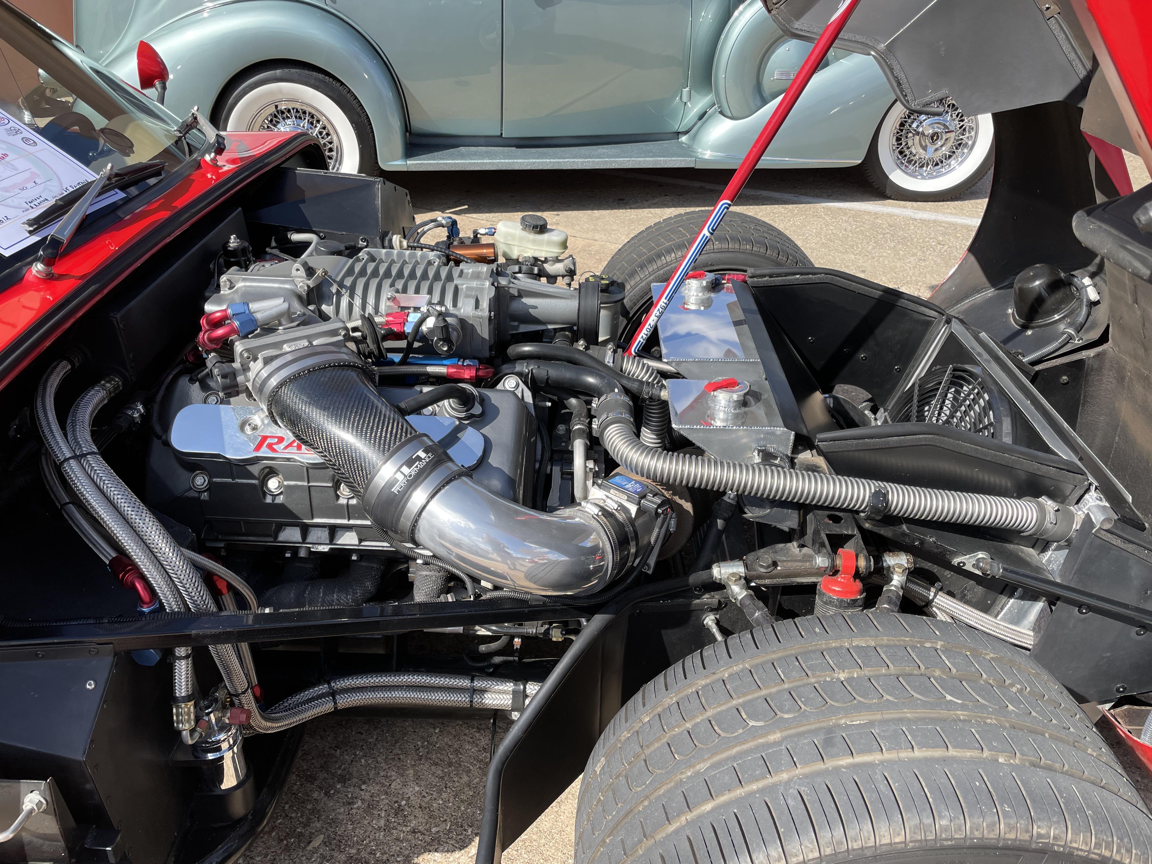 1965 Daytona Coupe Replica