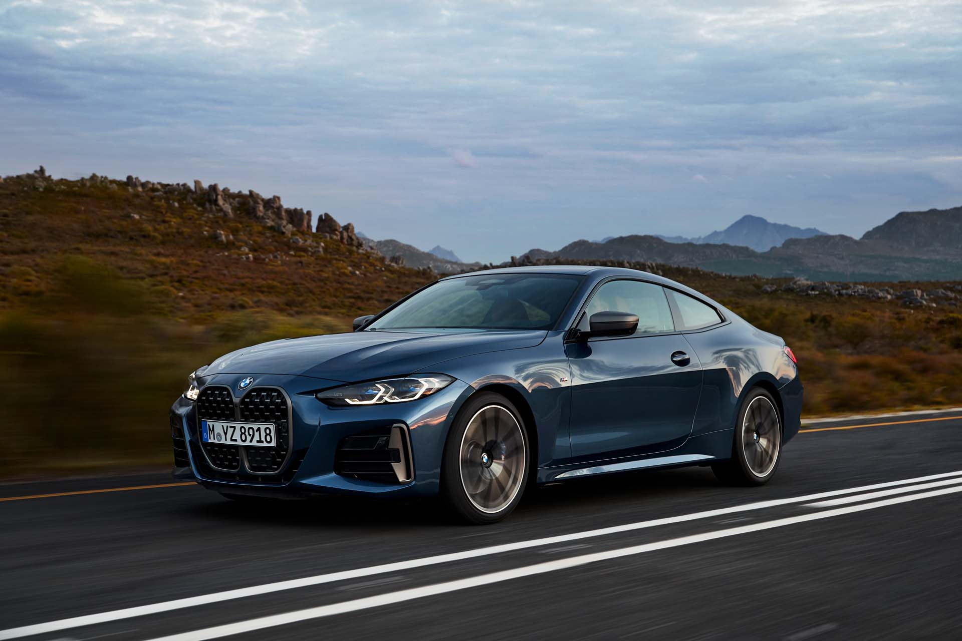 Featured Image of BMW 4 Series New Style, Bigger Kidneys Better?