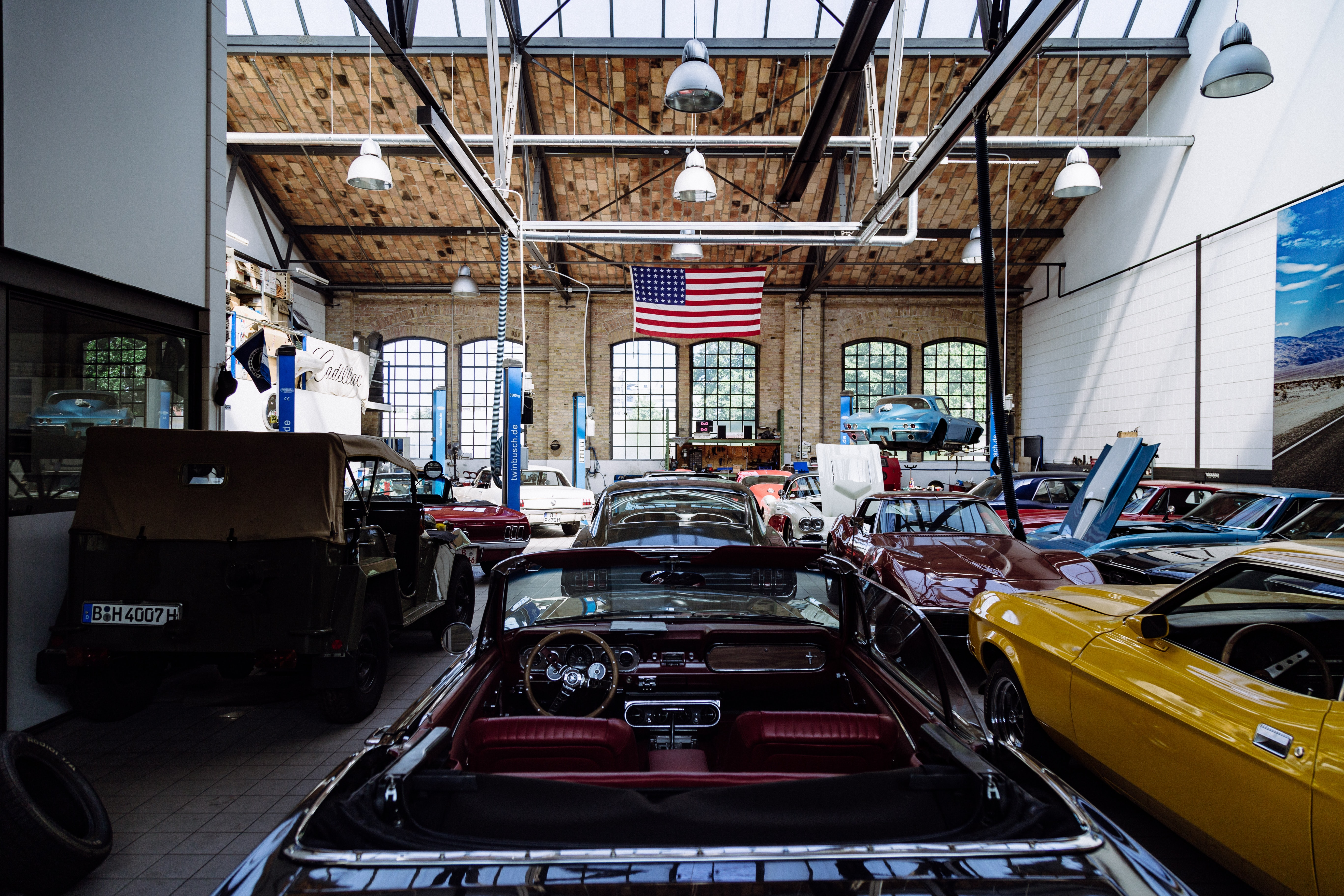 Featured Image of The 5 Best Classic Car Shows Across America Today
