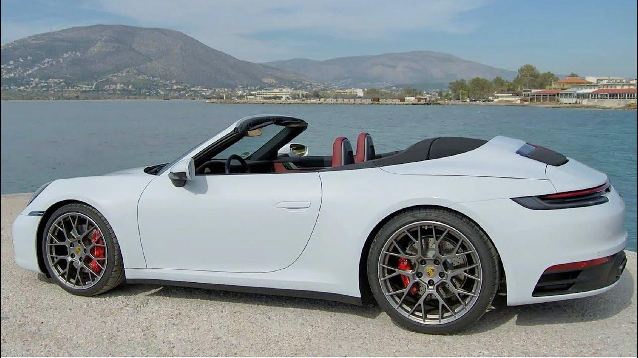 2020 Porsche 911 4S